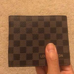 Handbags - Leather men's wallet